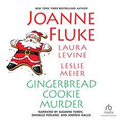 Gingerbread Cookie Murder Audiobook, by Laura Levine, Leslie Meier
