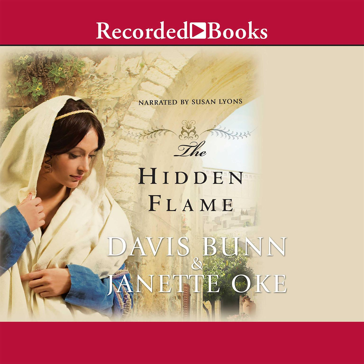 Printable The Hidden Flame Audiobook Cover Art
