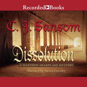 Dissolution Audiobook, by C. J. Sansom