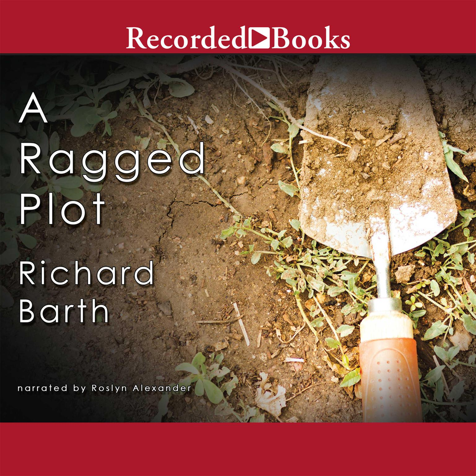 Printable A Ragged Plot Audiobook Cover Art