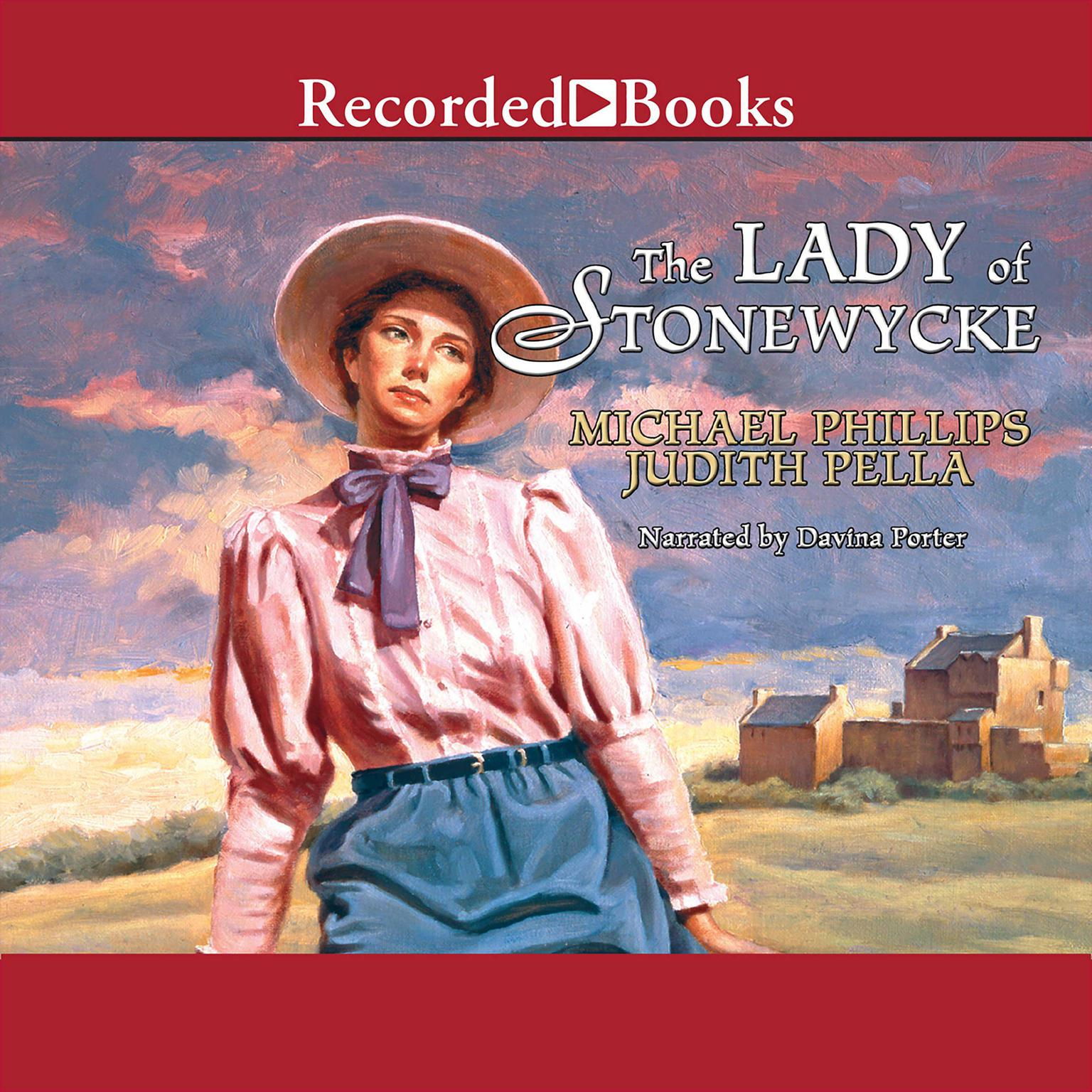Printable The Lady of Stonewycke Audiobook Cover Art