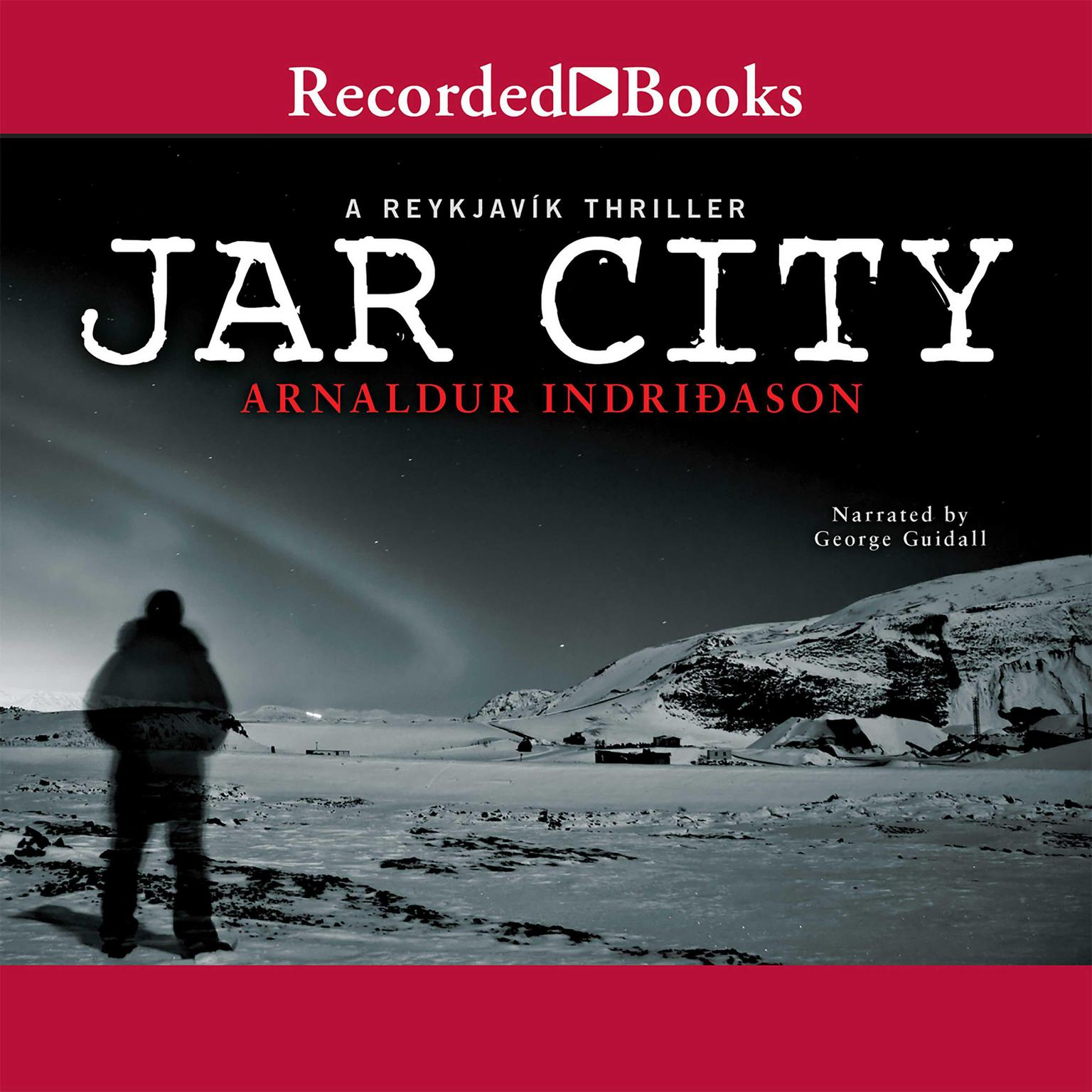 Printable Jar City: A Reykjavik Thriller Audiobook Cover Art