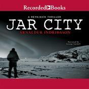 Jar City: A Reykjavik Thriller, by Arnaldur Indriðason