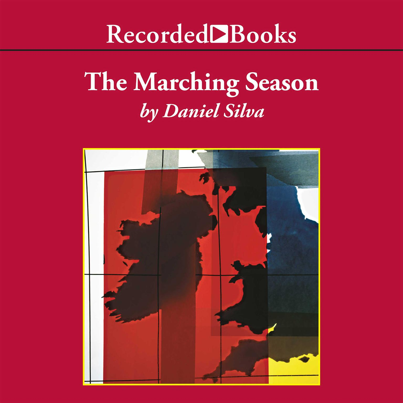 Printable The Marching Season Audiobook Cover Art