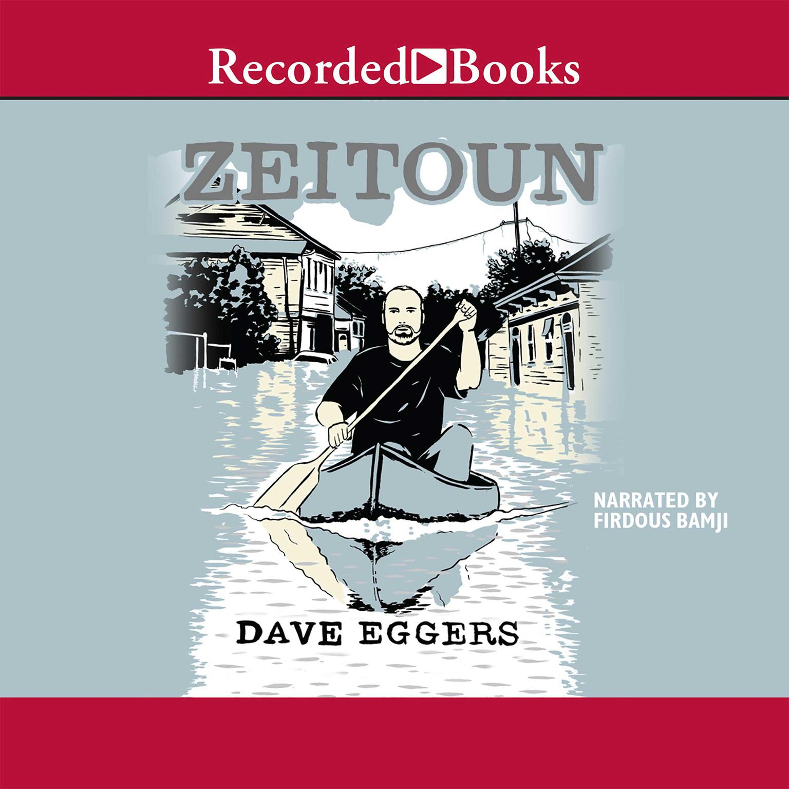 Printable Zeitoun Audiobook Cover Art