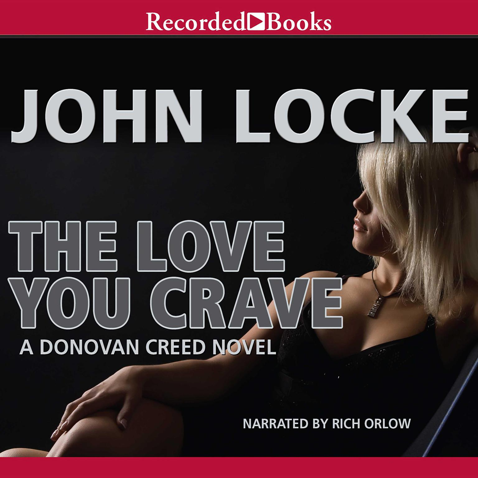 Printable The Love You Crave Audiobook Cover Art