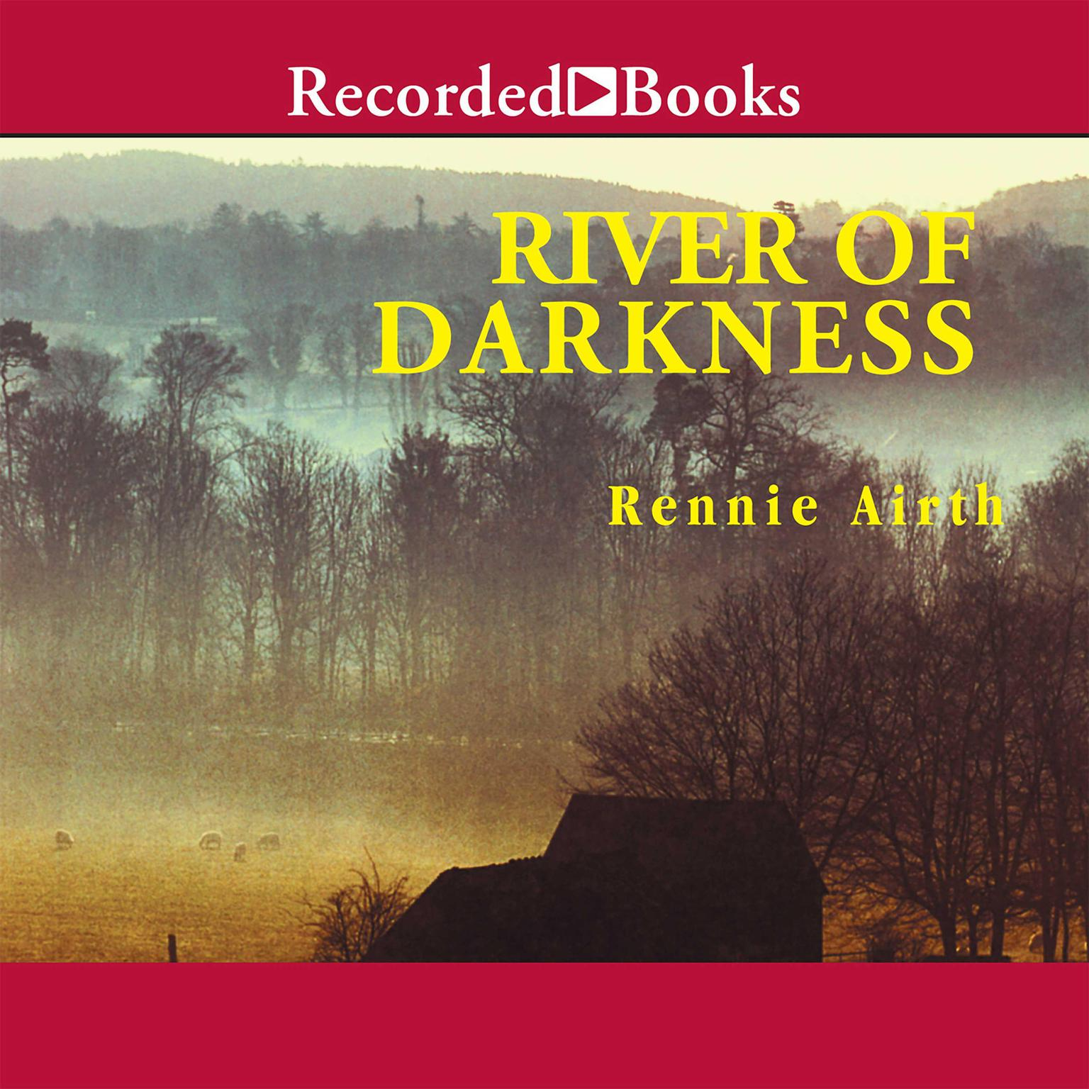 Printable River of Darkness Audiobook Cover Art
