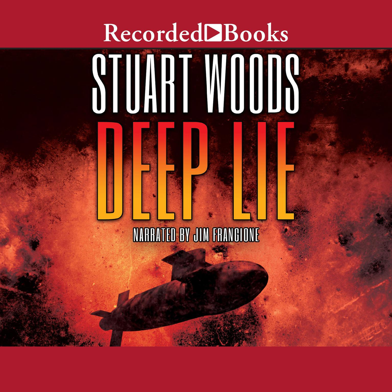 Printable Deep Lie Audiobook Cover Art