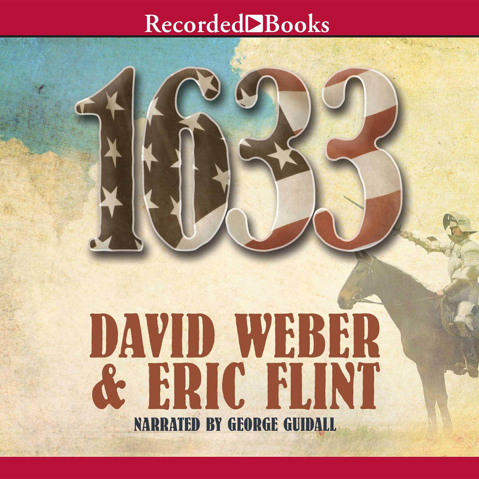 Printable 1633 Audiobook Cover Art