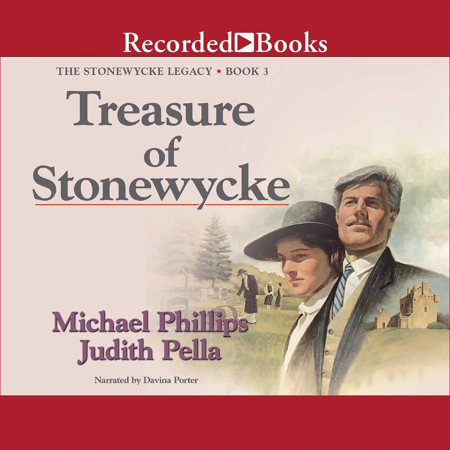 Printable Treasure of Stonewycke Audiobook Cover Art