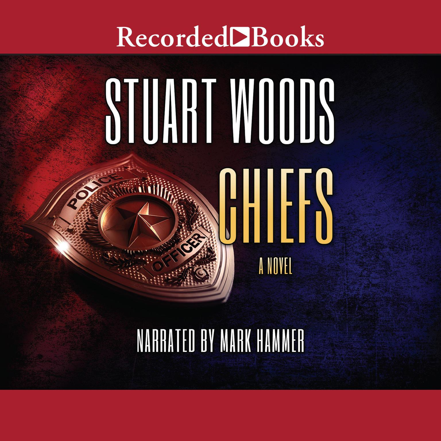Printable Chiefs Audiobook Cover Art