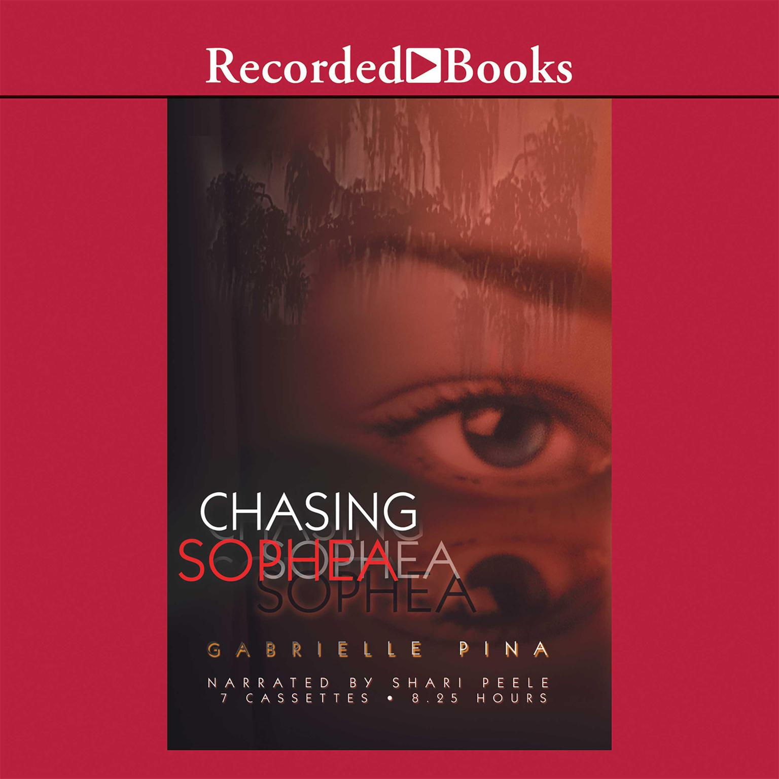 Printable Chasing Sophea Audiobook Cover Art