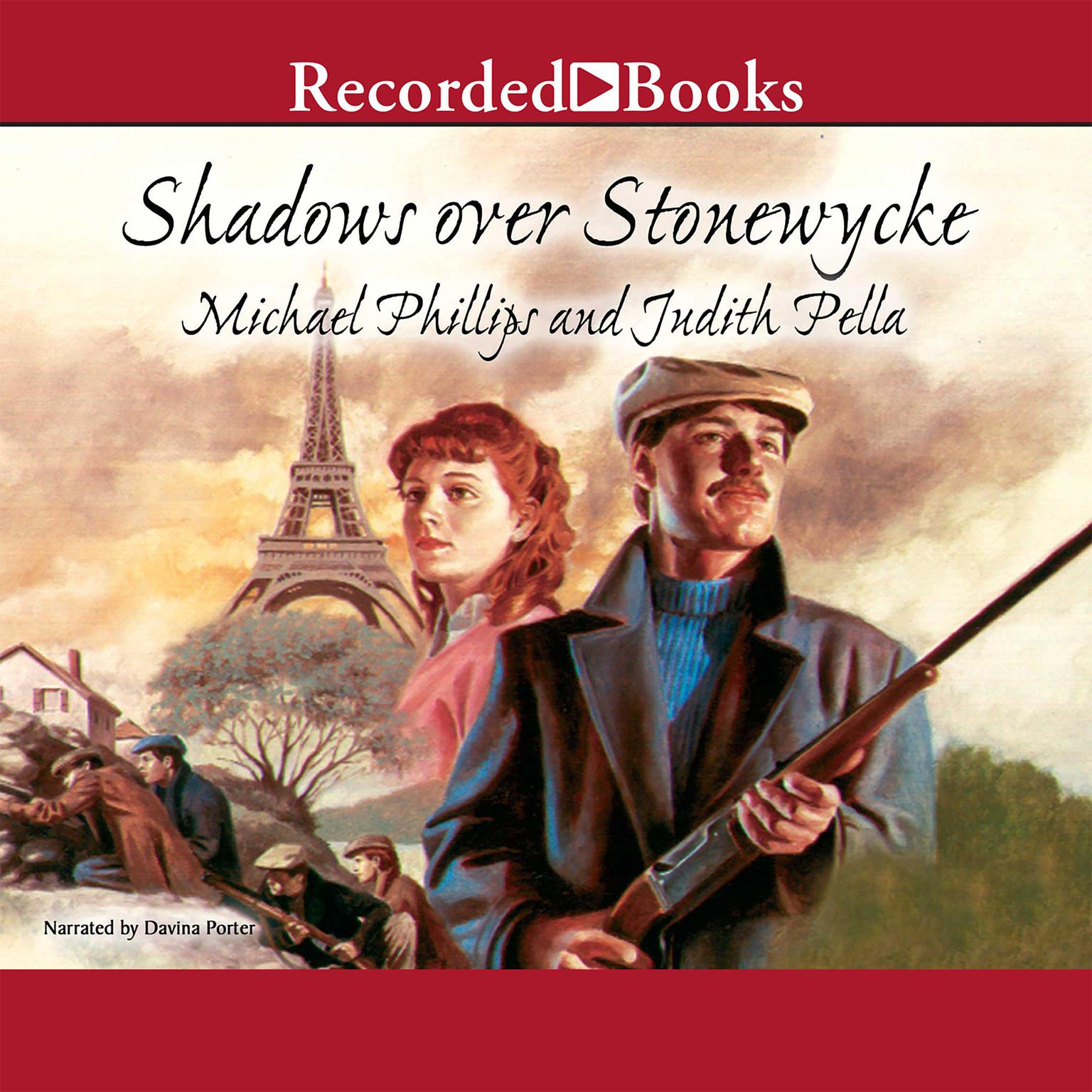 Printable Shadows over Stonewycke Audiobook Cover Art