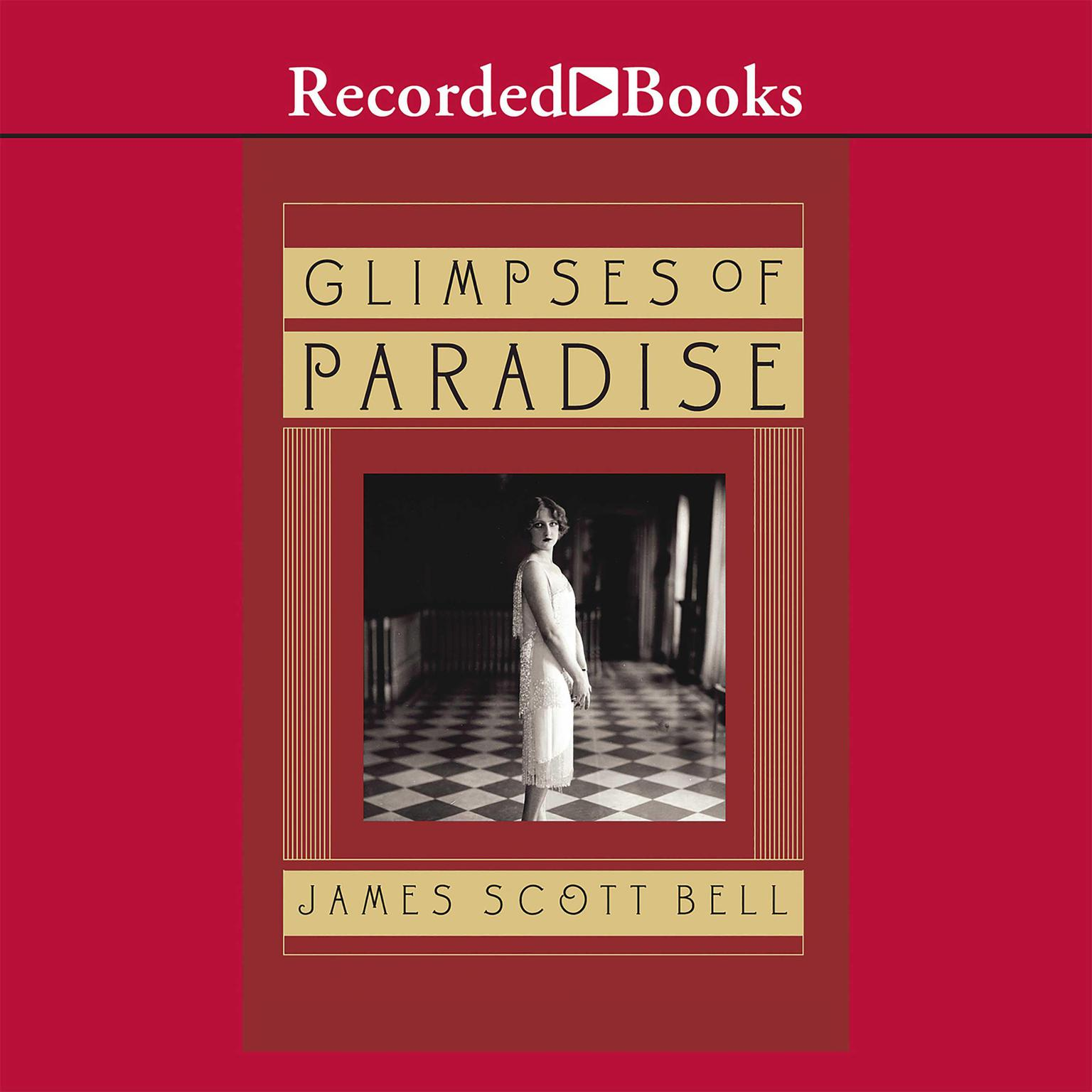 Printable Glimpses of Paradise Audiobook Cover Art