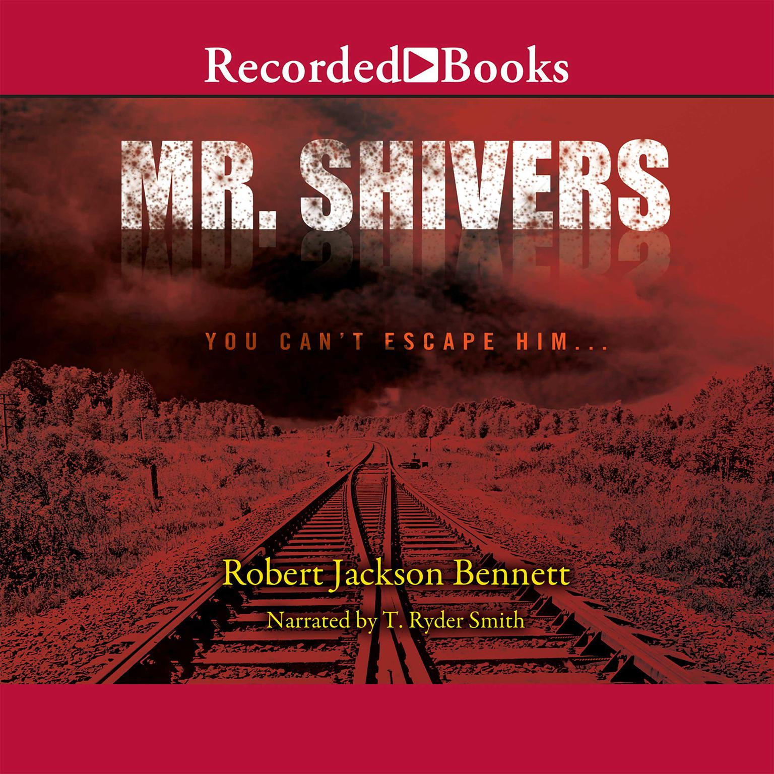 Printable Mr. Shivers Audiobook Cover Art