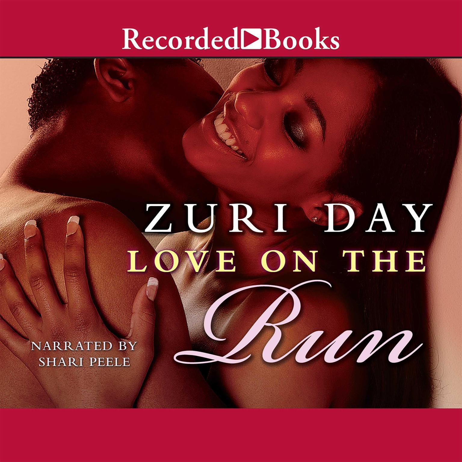 Printable Love on the Run: A Morgan Man Novel Audiobook Cover Art