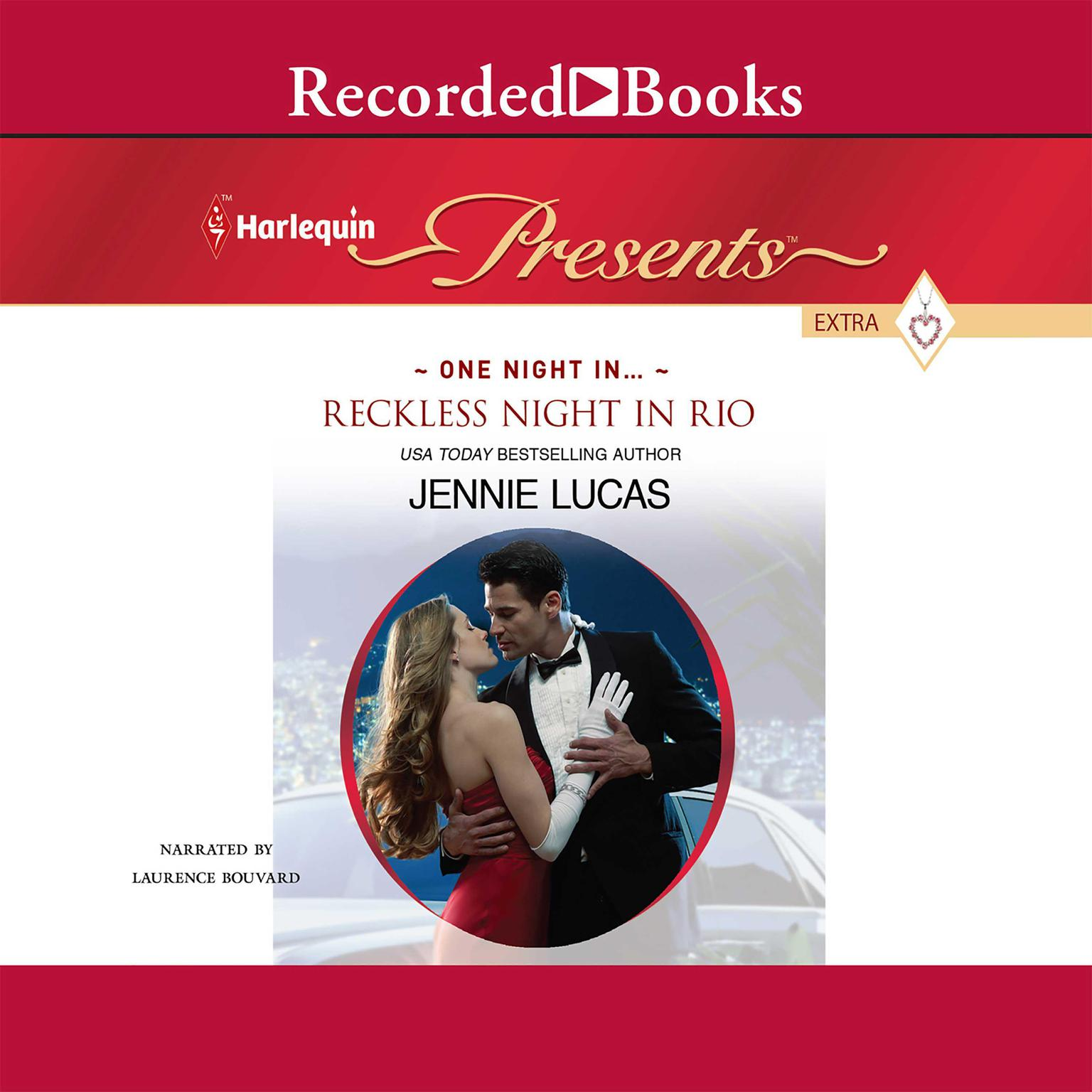 Printable Reckless Night in Rio Audiobook Cover Art
