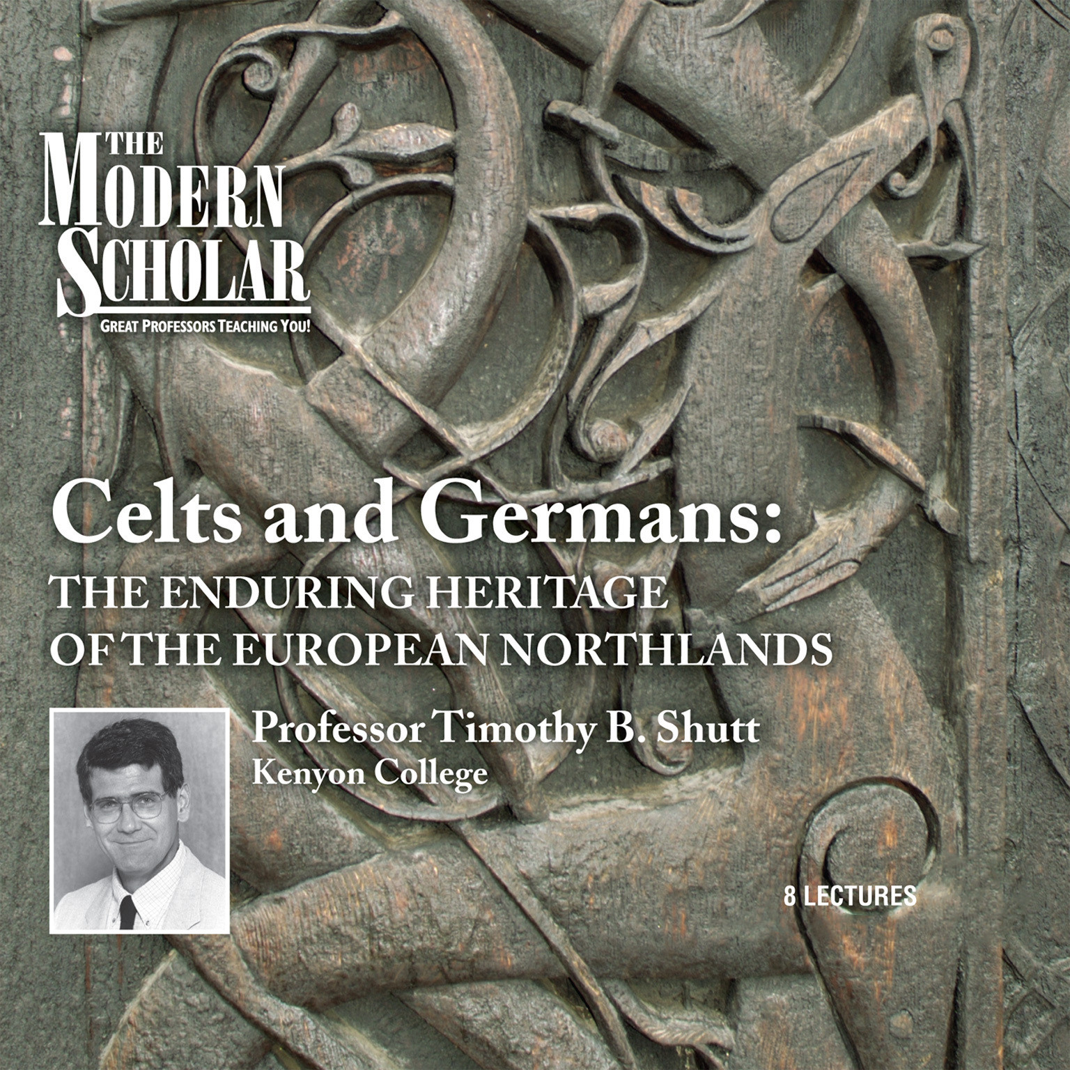Printable Celts and Germans: The Enduring Heritage of the European Northlands Audiobook Cover Art