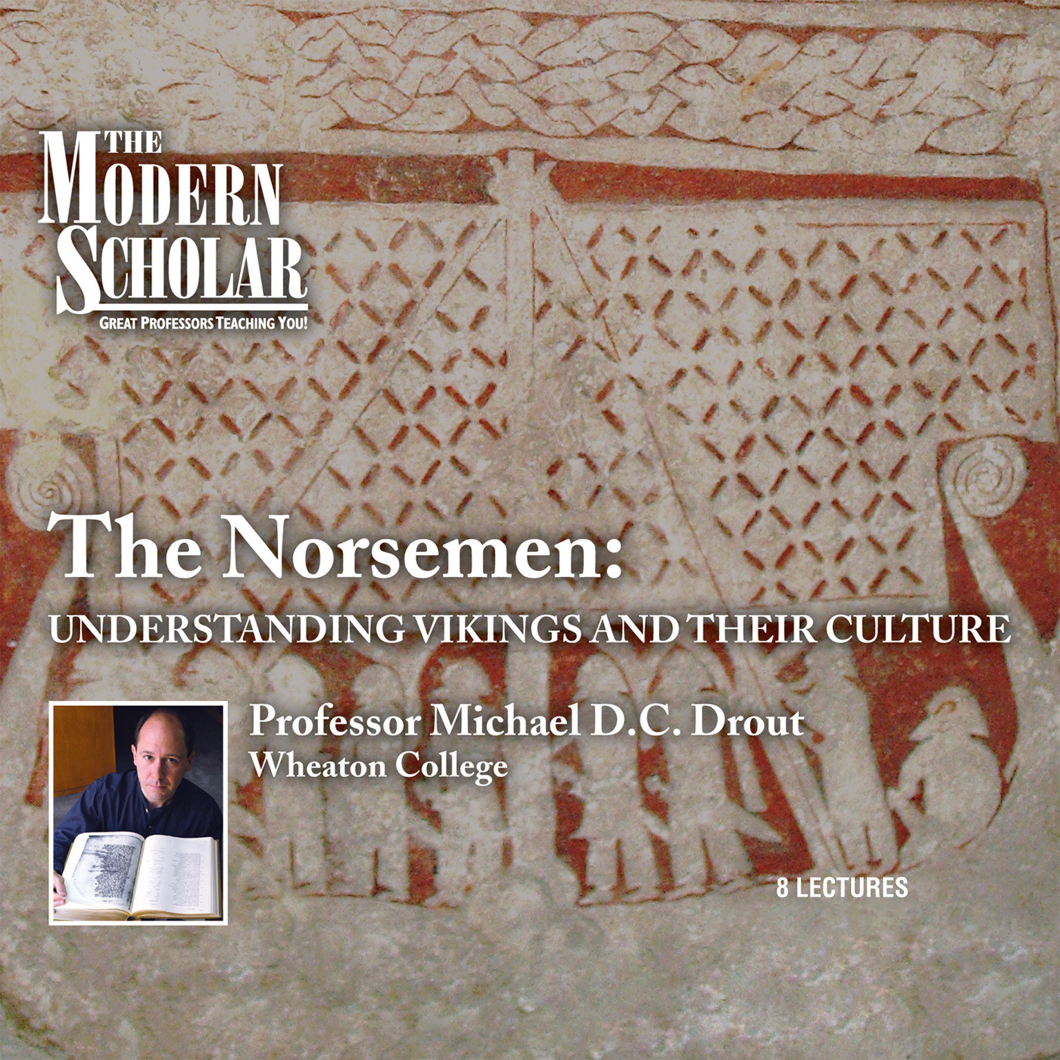 Printable The Norsemen: Understanding Vikings And Their Culture Audiobook Cover Art