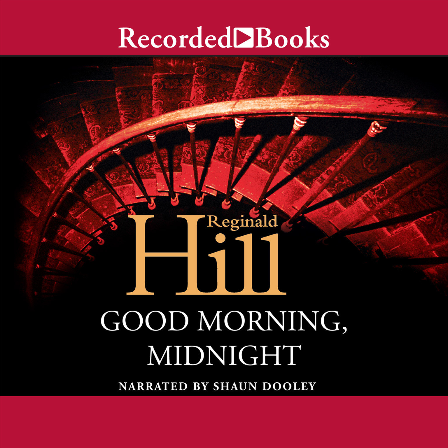 Printable Good Morning, Midnight Audiobook Cover Art
