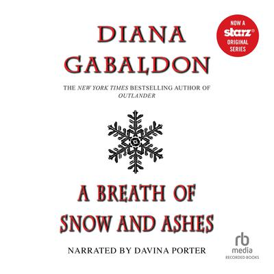 A Breath of Snow and Ashes Audiobook, by Diana Gabaldon