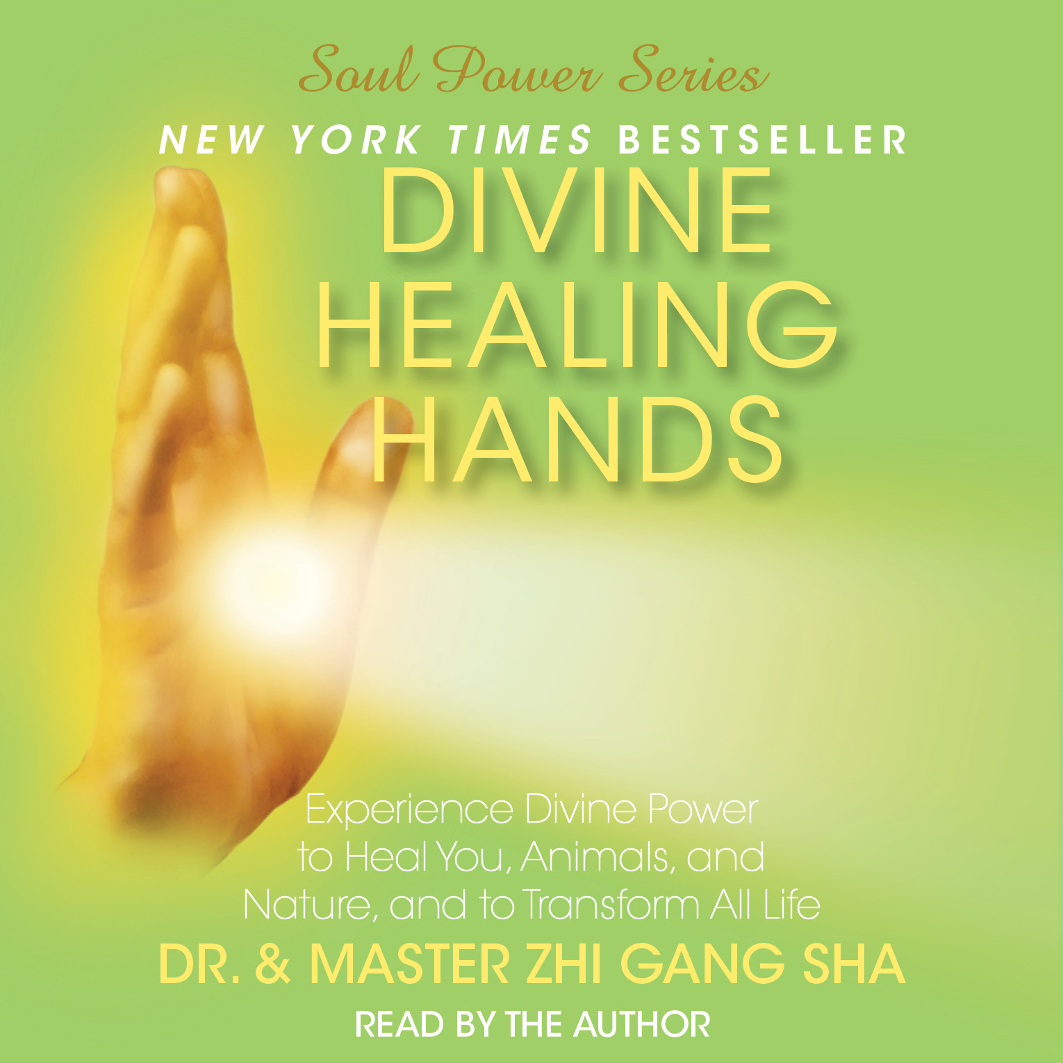 Printable Divine Healing Hands: Experience Divine Power to Heal You, Animals, and Nature, and to Transform All Audiobook Cover Art