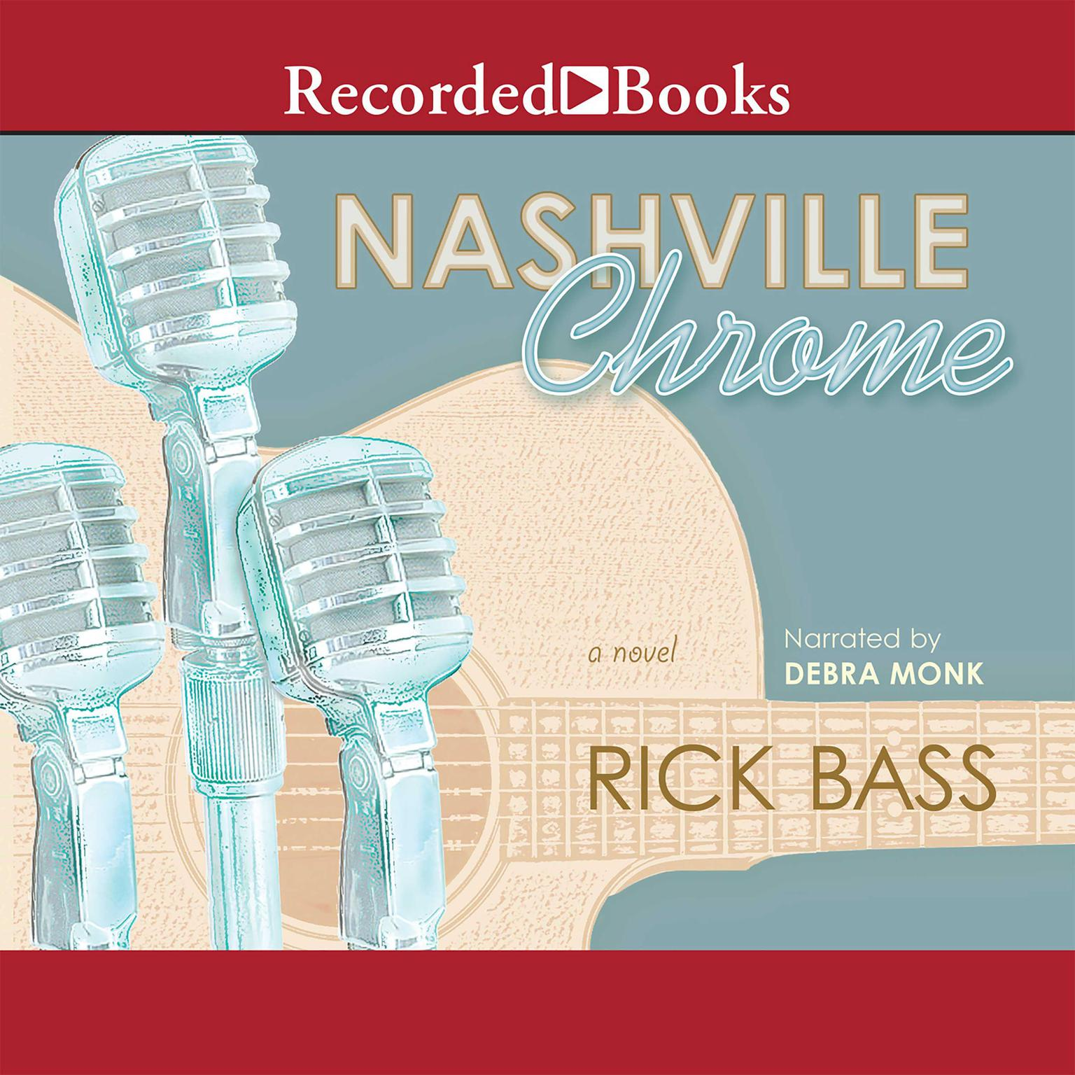 Printable Nashville Chrome Audiobook Cover Art