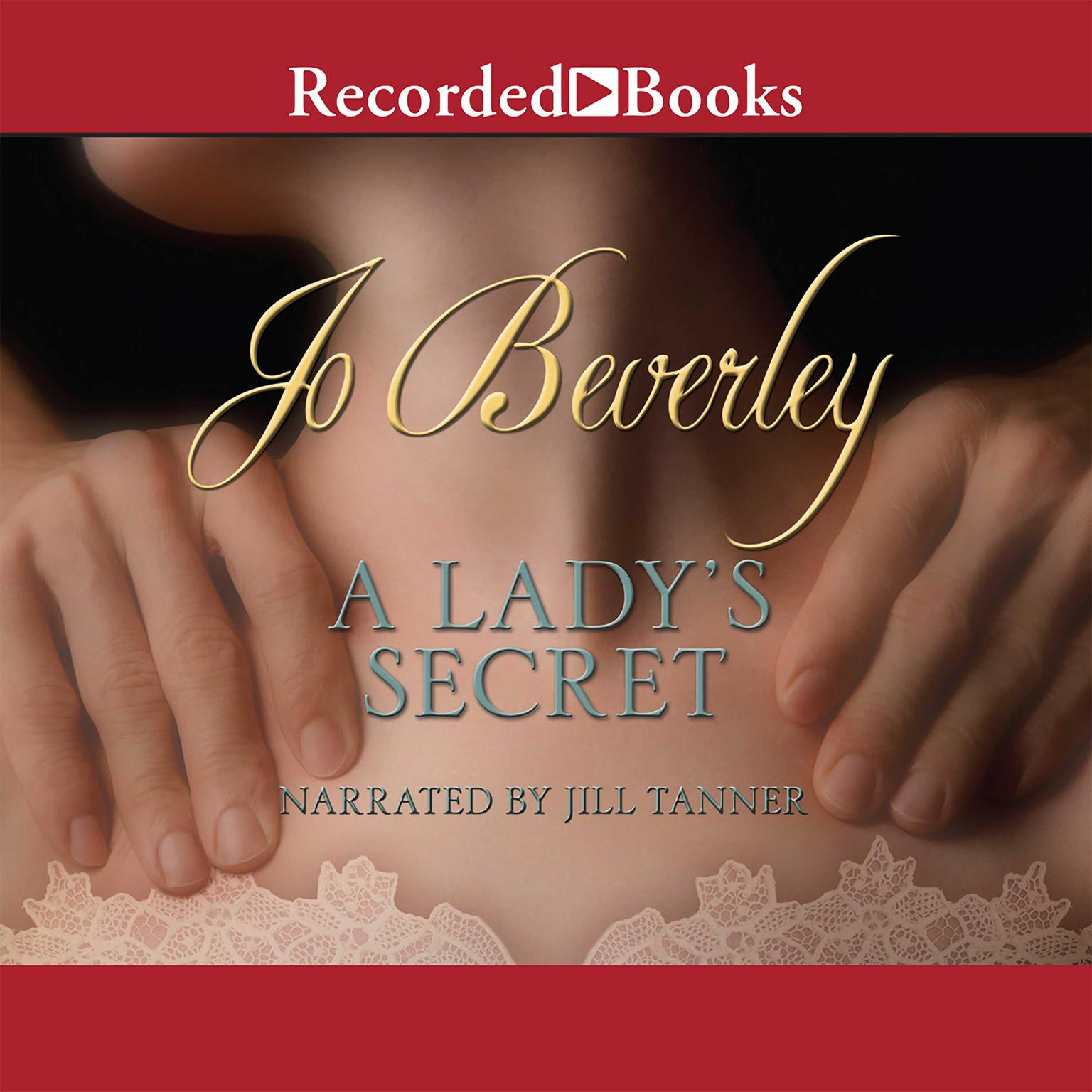 Printable A Lady's Secret Audiobook Cover Art
