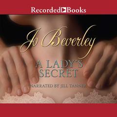 A Lady's Secret Audiobook, by Jo Beverley