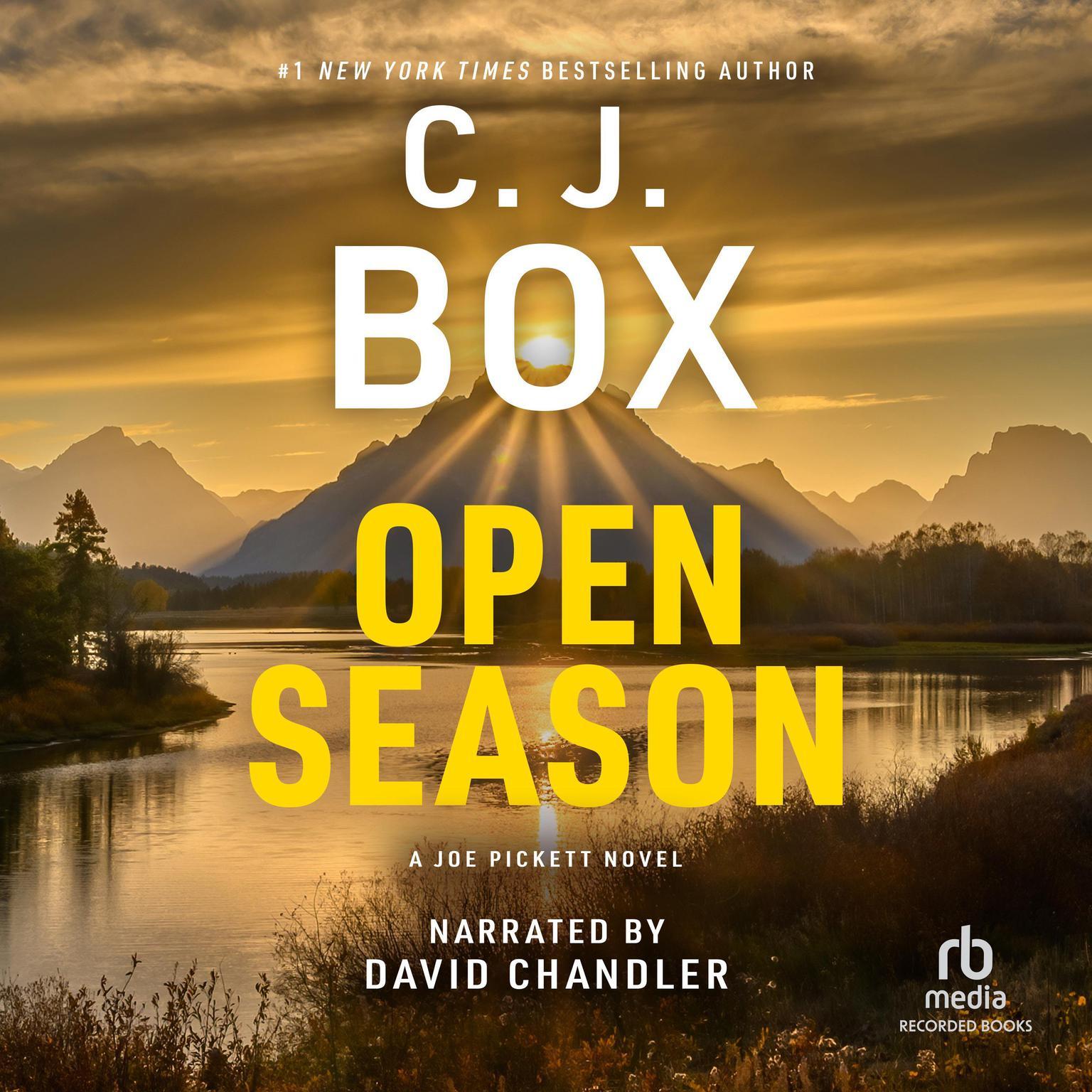 2012 2013 Season Opens With Sleeping: Open Season - Audiobook