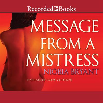 Message from a Mistress Audiobook, by Niobia Bryant