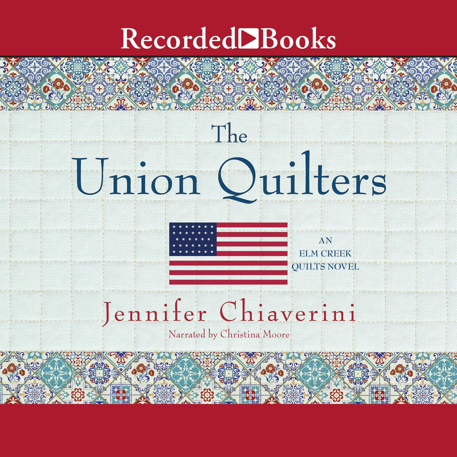 Printable The Union Quilters Audiobook Cover Art