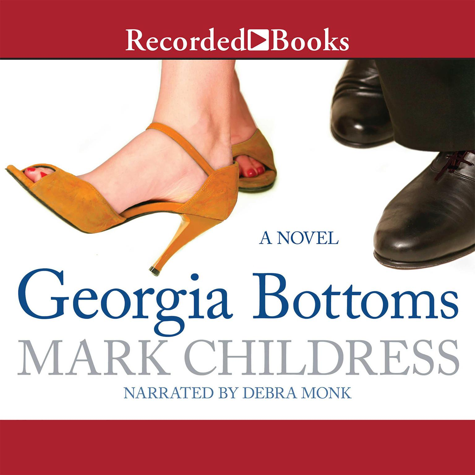 Printable Georgia Bottoms Audiobook Cover Art