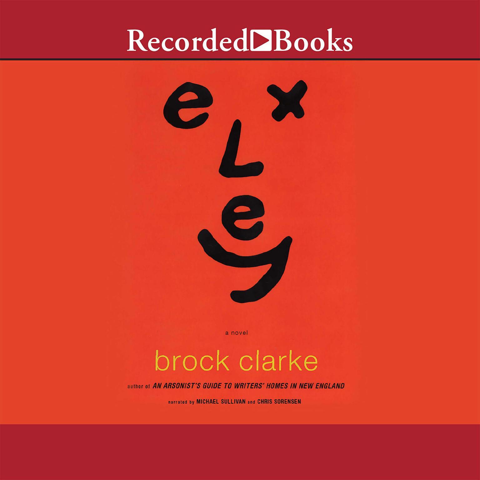Printable Exley Audiobook Cover Art