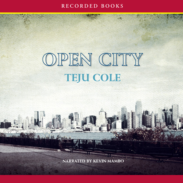 Printable Open City Audiobook Cover Art