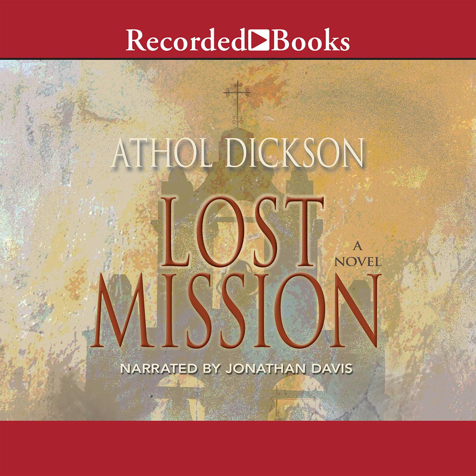 Printable Lost Mission Audiobook Cover Art