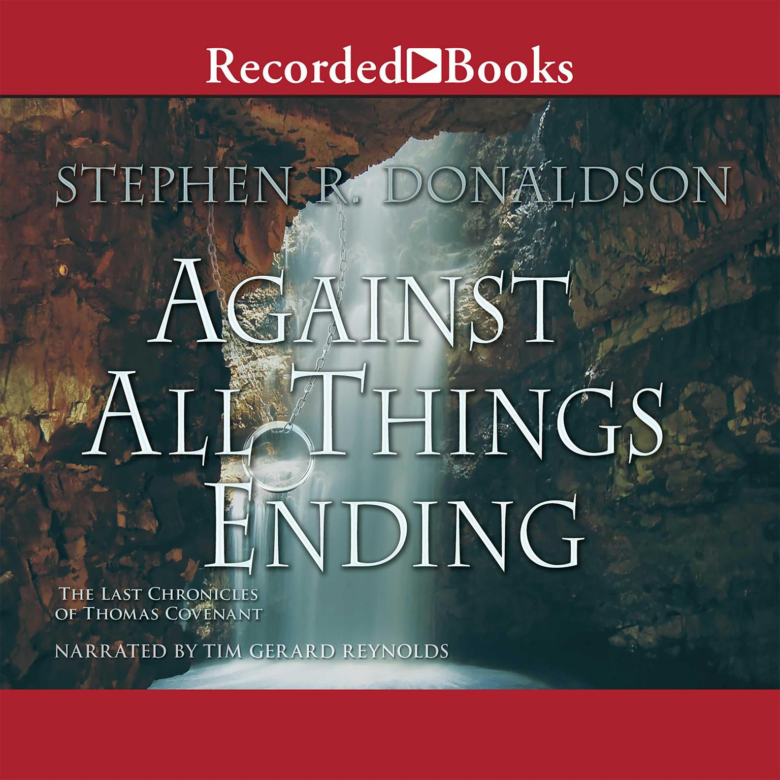 Printable Against All Things Ending Audiobook Cover Art