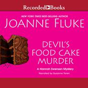 Devil's Food Cake Murder Audiobook, by Joanne Fluke