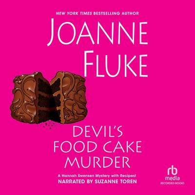 Devil's Food Cake Murder Audiobook, by Joanne Fluke