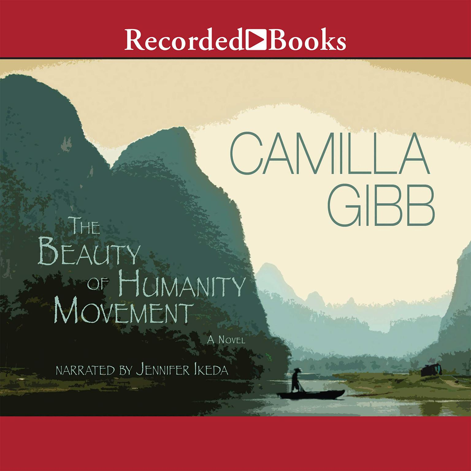 Printable The Beauty of Humanity Movement: A Novel Audiobook Cover Art