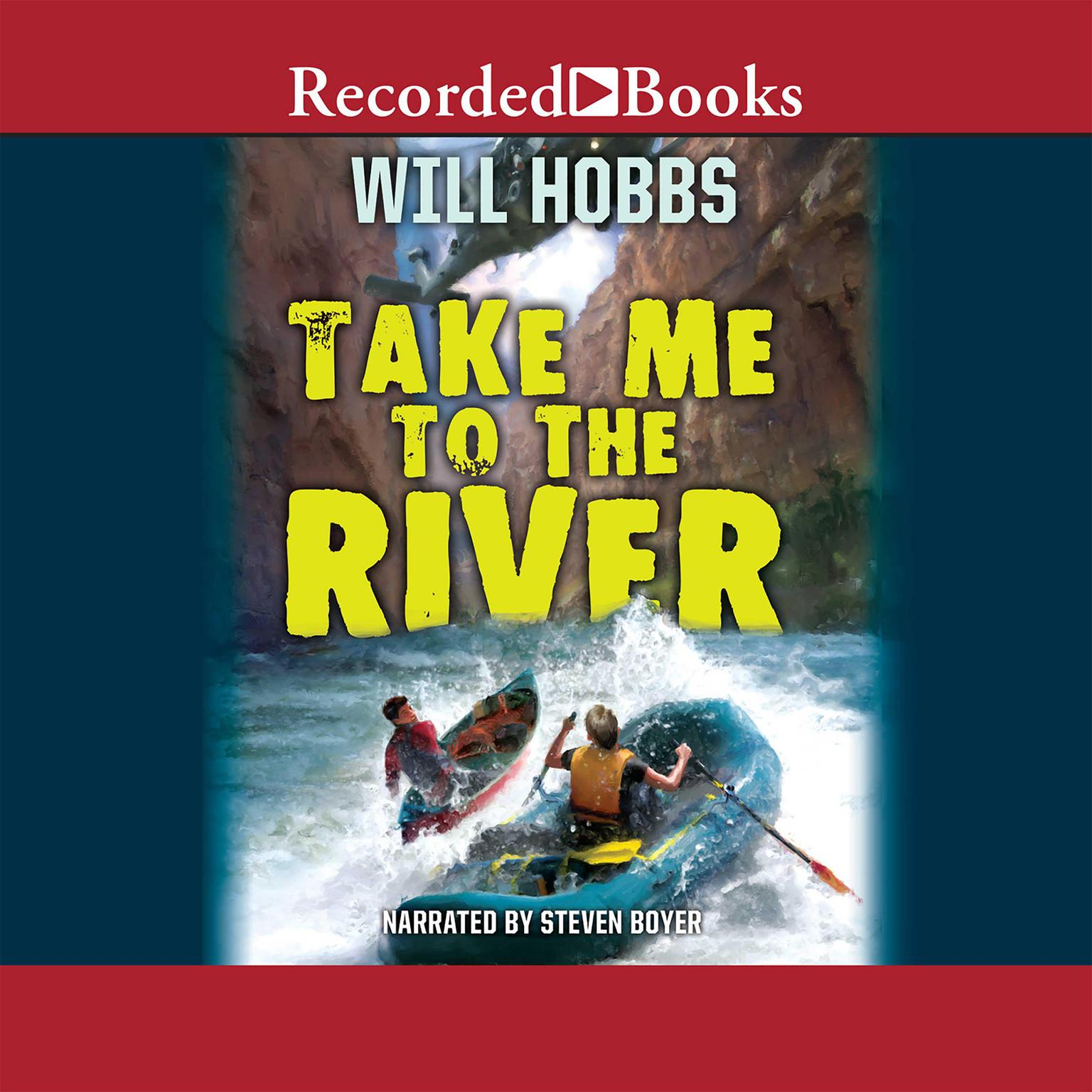 Printable Take Me to the River Audiobook Cover Art