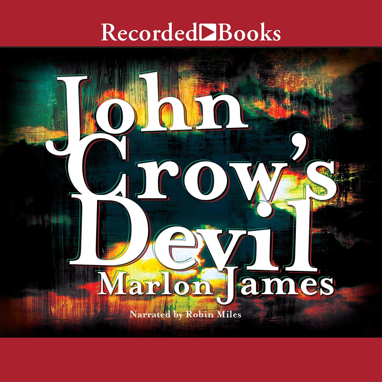 Printable John Crow's Devil Audiobook Cover Art
