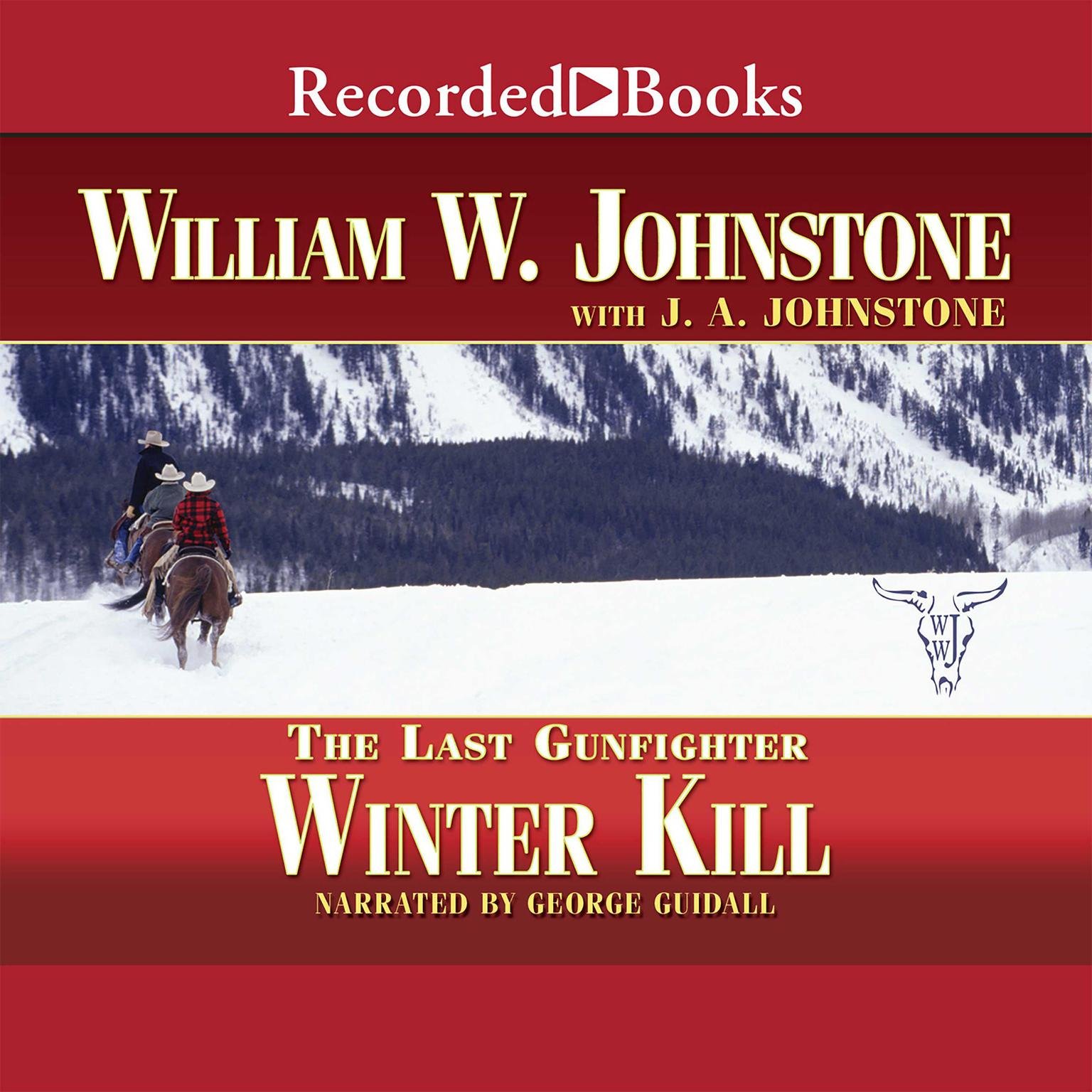Printable Winter Kill Audiobook Cover Art