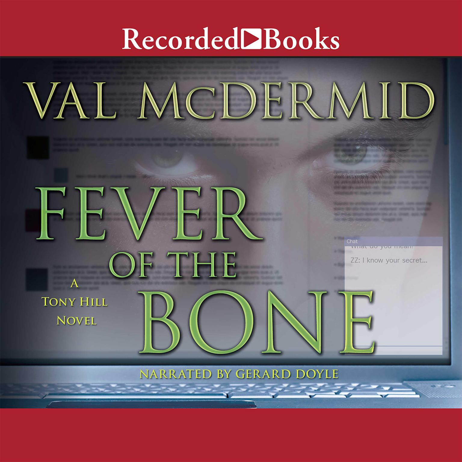 Printable Fever of the Bone Audiobook Cover Art