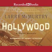 Hollywood: A Third Memoir Audiobook, by Larry McMurtry