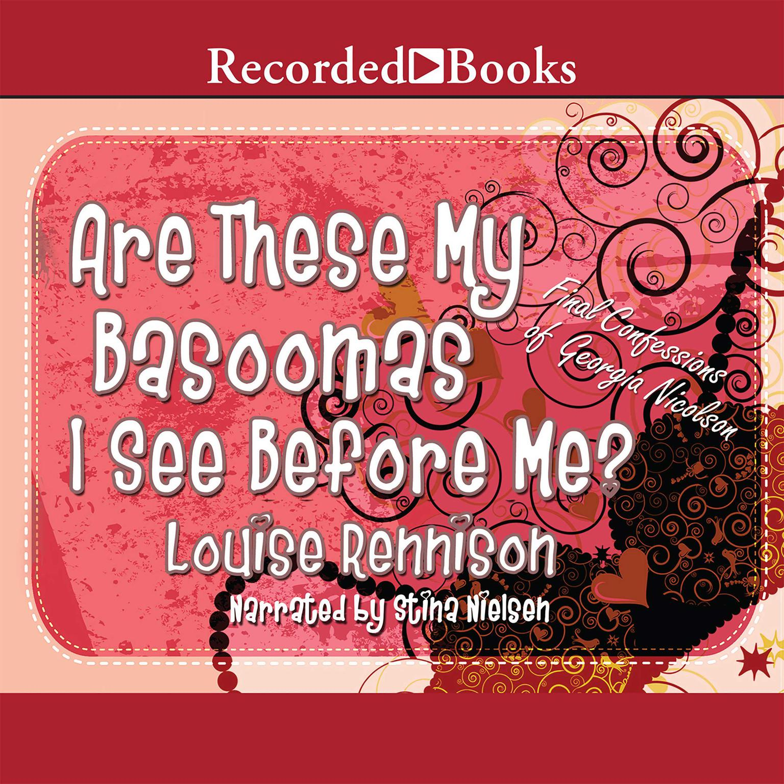 Printable Are These My Basoomas I See Before Me? Audiobook Cover Art