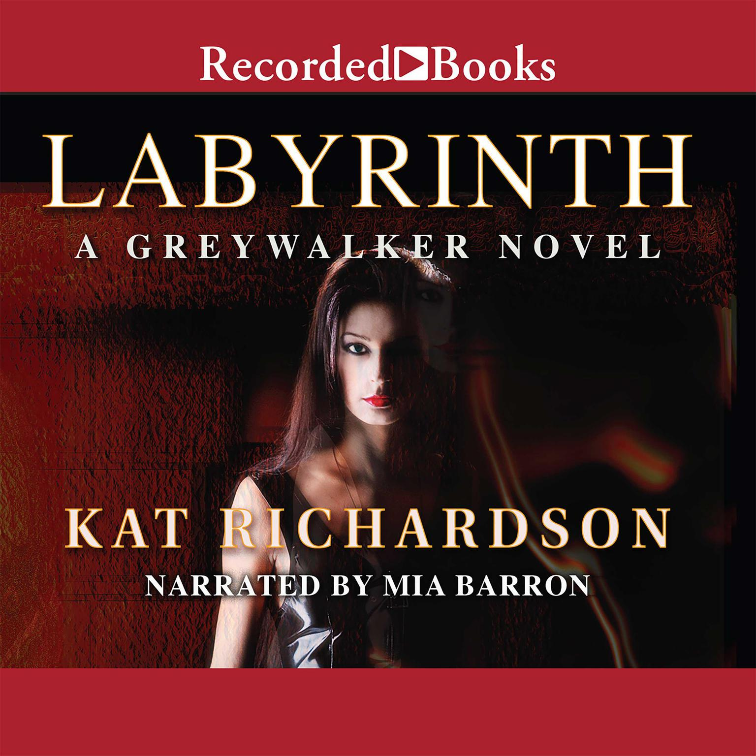 Printable Labyrinth: A Greywalker Novel Audiobook Cover Art