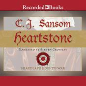 Heartstone: A Matthew Shardlake Mystery Audiobook, by C. J. Sansom