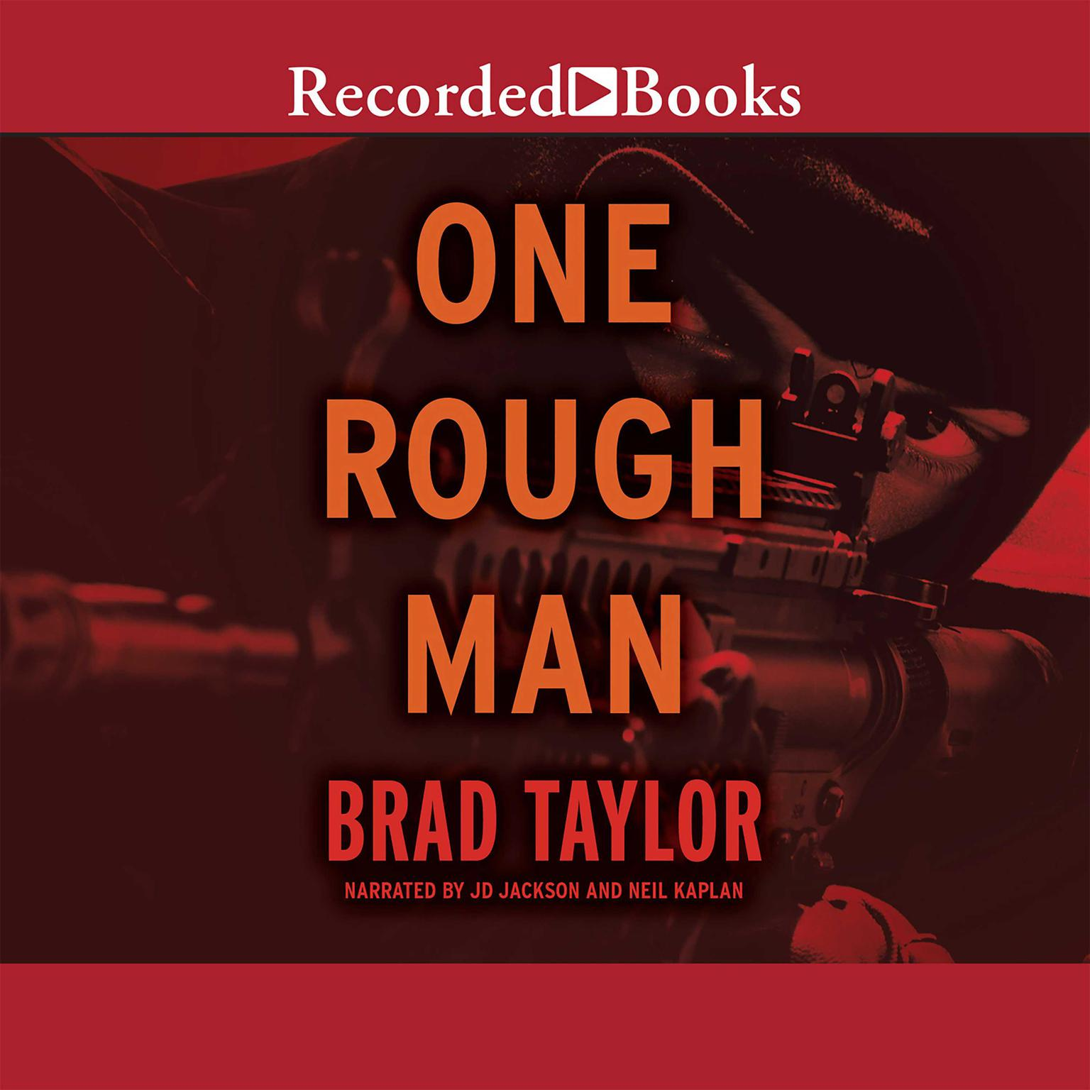 Printable One Rough Man: A Pike Logan Thriller Audiobook Cover Art