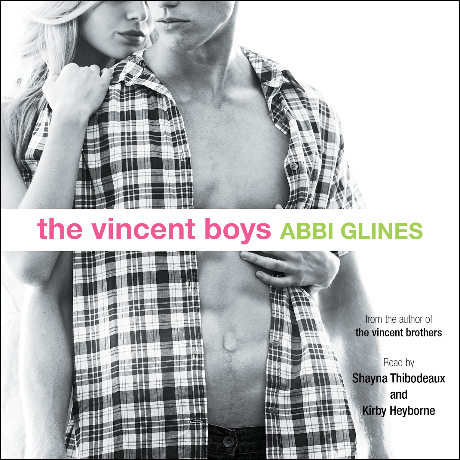 Printable The Vincent Boys Audiobook Cover Art